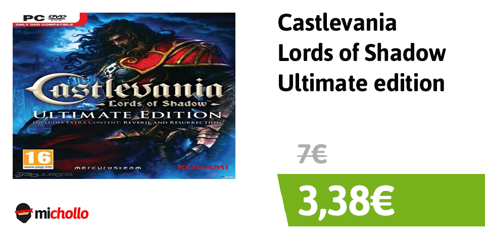 Castlevania: Lords of Shadow - Ultimate Edition Steam