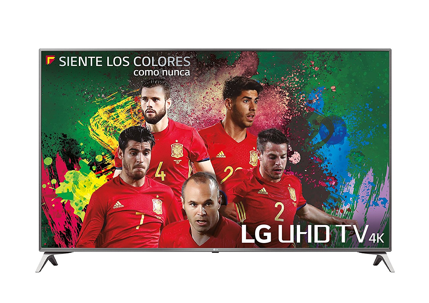 Televisión 4K Smart TV 49″ LG solo 419,99€