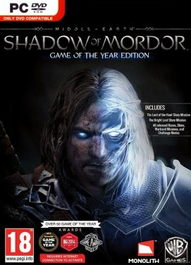 Juego PC Middle-Earth: Shadow of Mordor GOTY