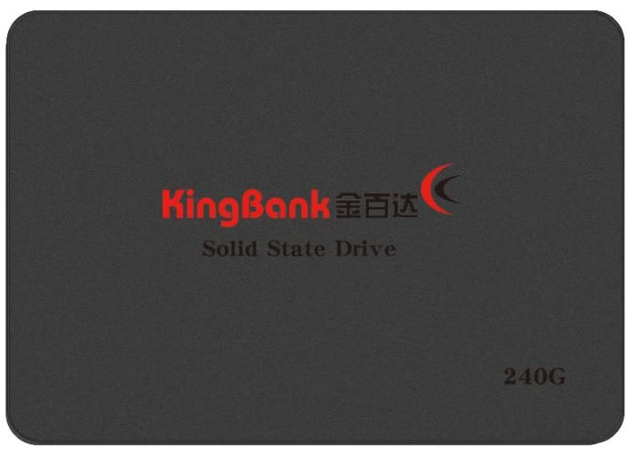 SSD 240GB KINGBANK