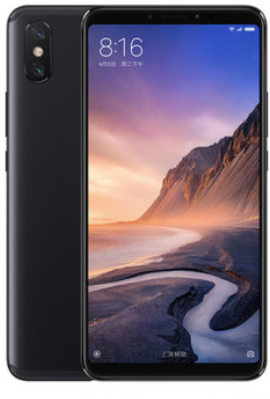 Xiaomi Mi Max 3 Global 4GB/64GB solo 202€