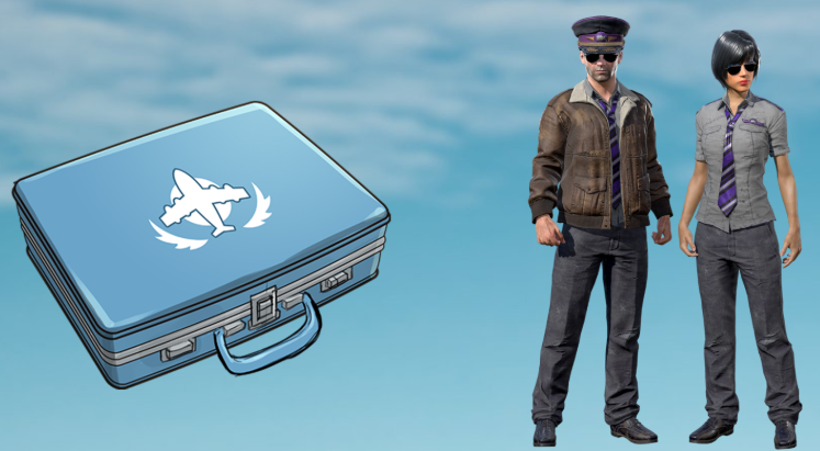 Caja exclusiva del PUBG con Twitch Prime