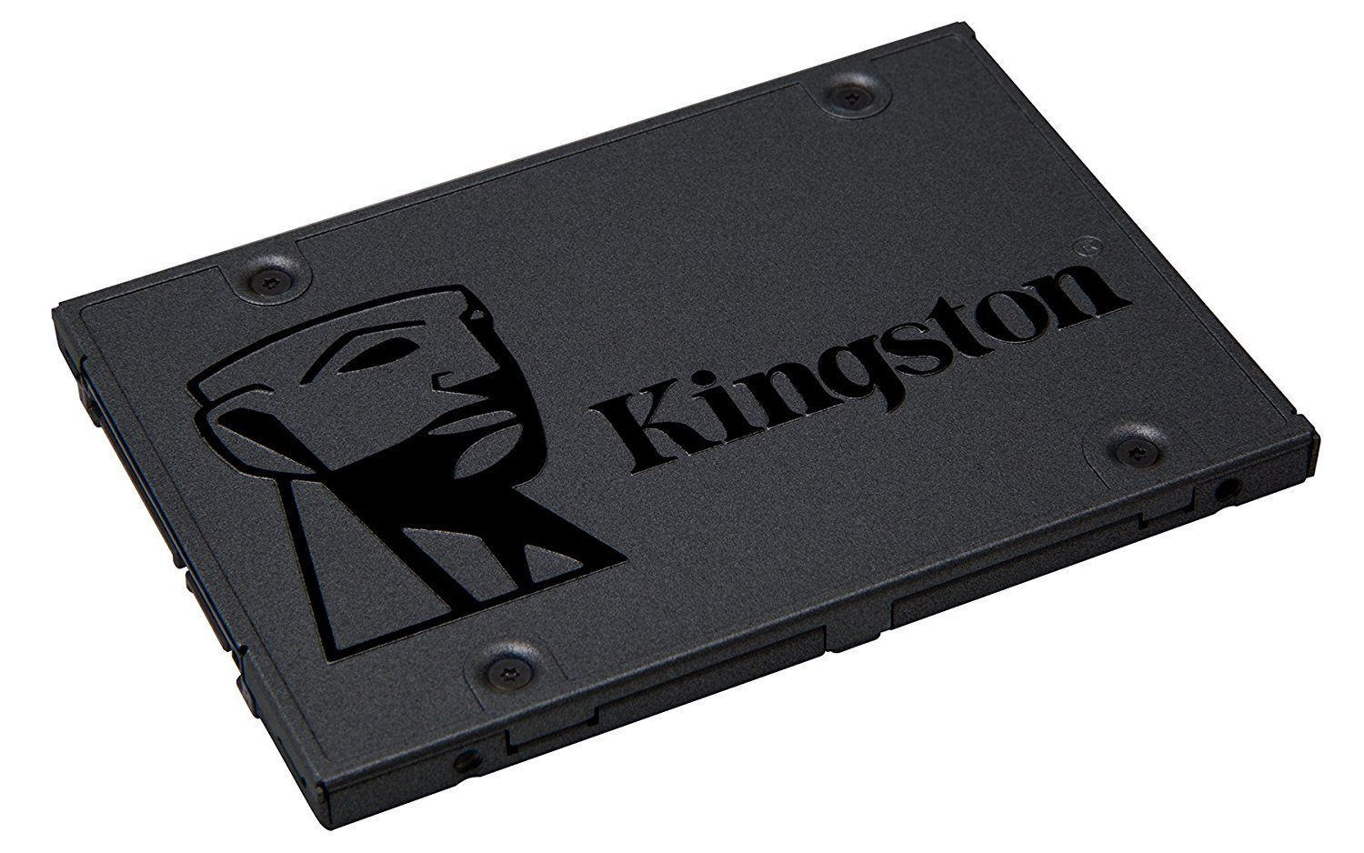 Kingston SSD A400 – Disco Duro sólido, 2.5″, SATA 3, 120 GB