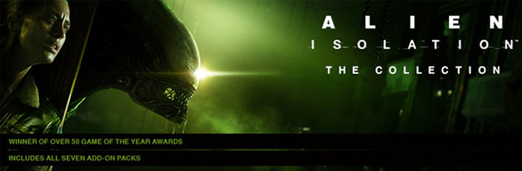 Alien Isolation Collection PC