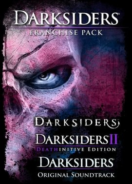 Darksiders Franchise Pack para PC (Steam)