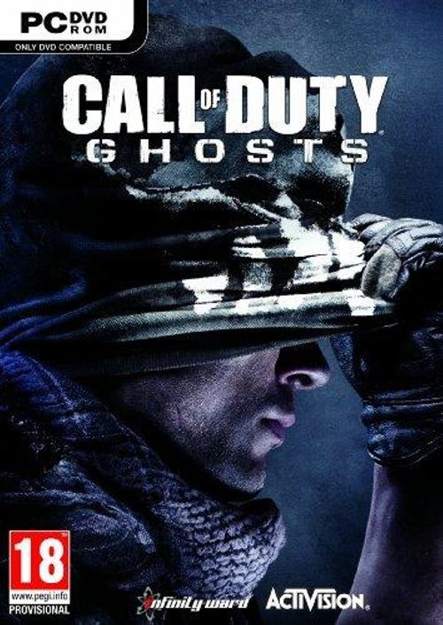 Call of Duty Ghosts para PC (Steam)