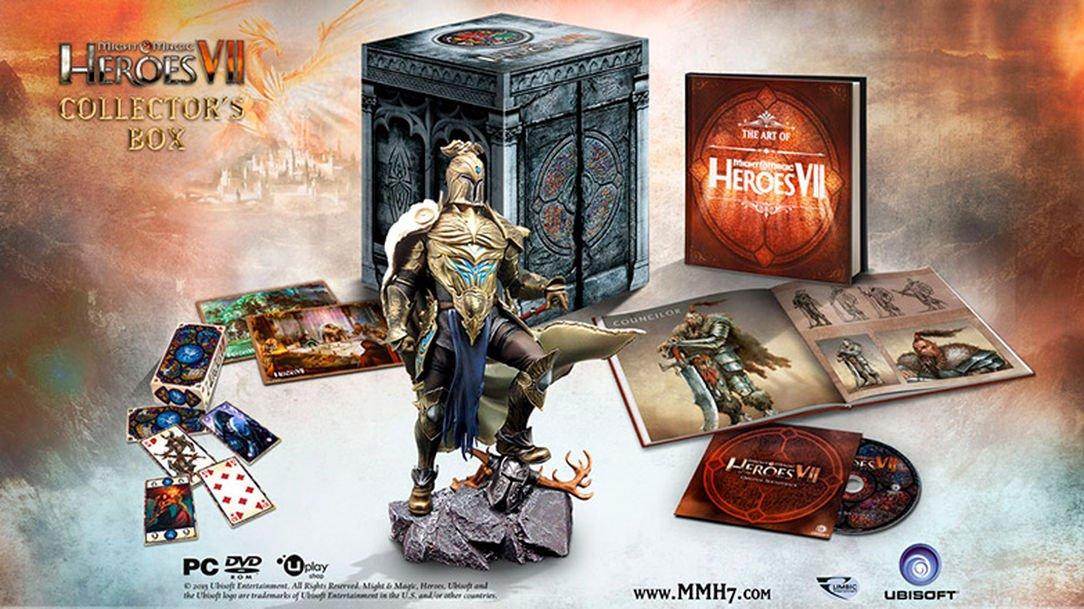 Might and Magic Heroes VII: Yvan Victorious figura