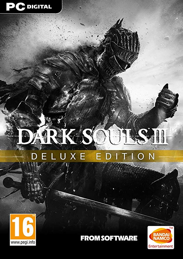Dark Souls III – Deluxe Edition para PC (Steam)