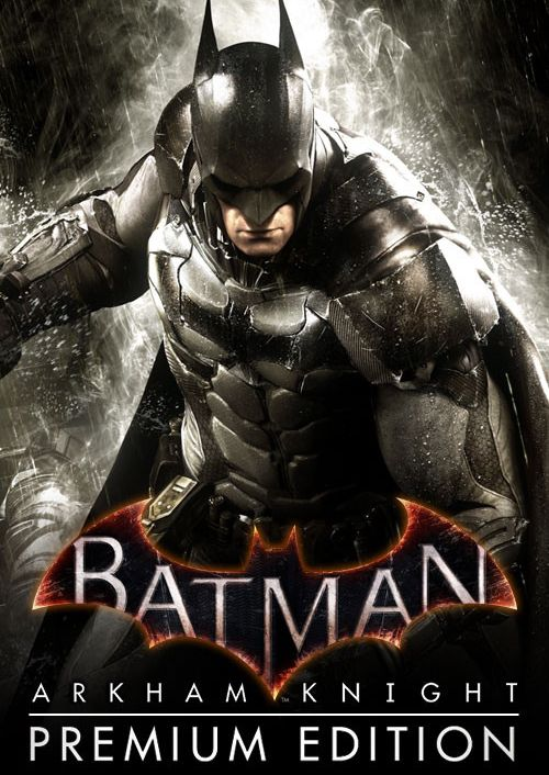 Batman: Arkham Knight Premium Edition para PC (Steam)