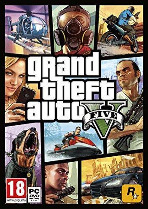 GTA V para PC (Social Club)