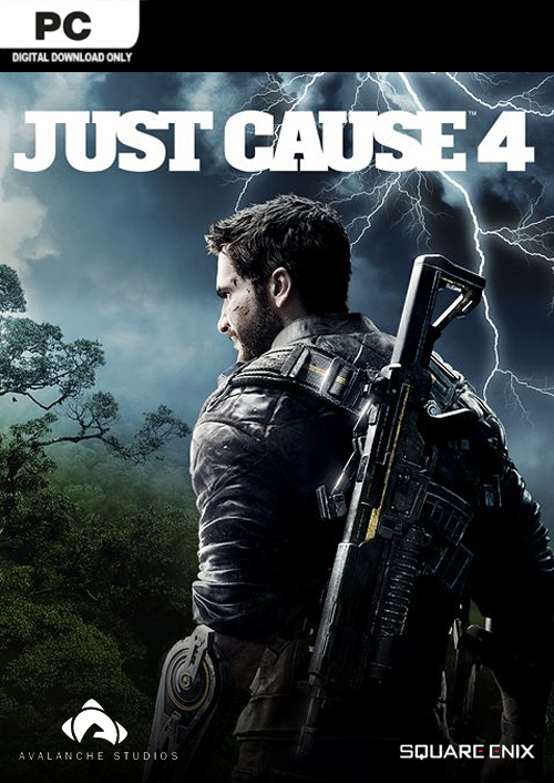Just Cause 4 PC venta anticipada