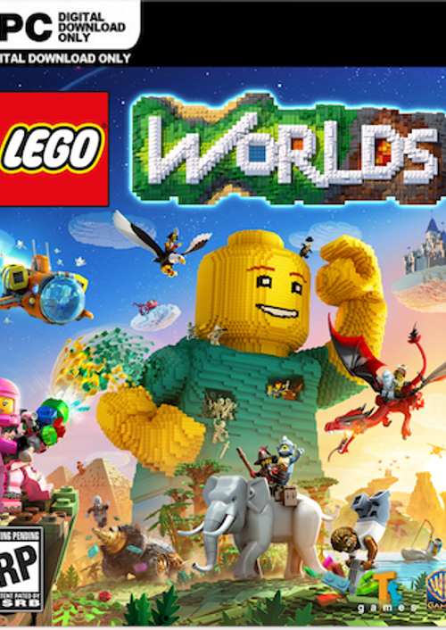 LEGO Worlds + DLC para PC (Steam)
