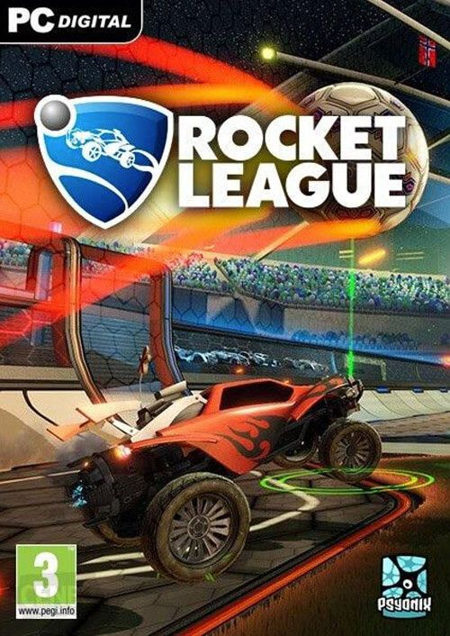 Rocket League para PC (Steam)