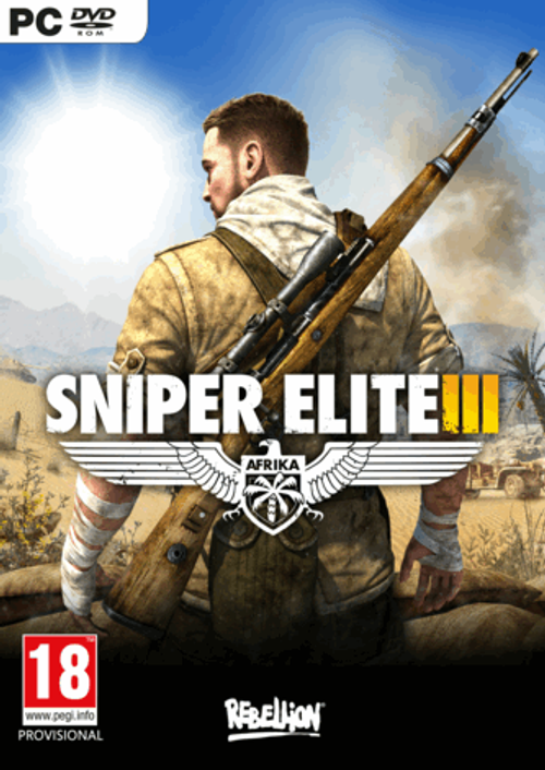 Sniper Elite 3 para PC (Steam)