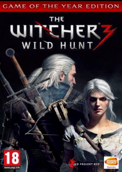 The Witcher 3: Wild Hunt – GOTY para PC (GoG)
