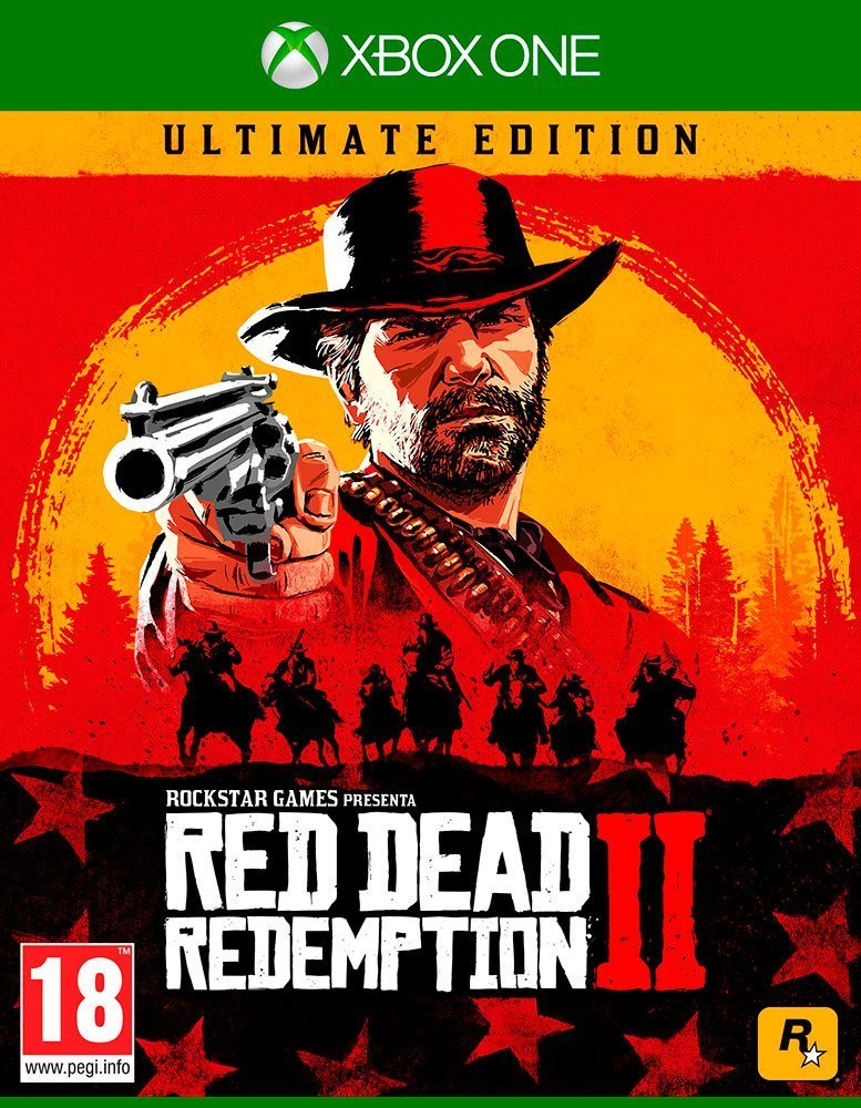 Red Dead Redemption 2 Ultimate Edition – Xbox One