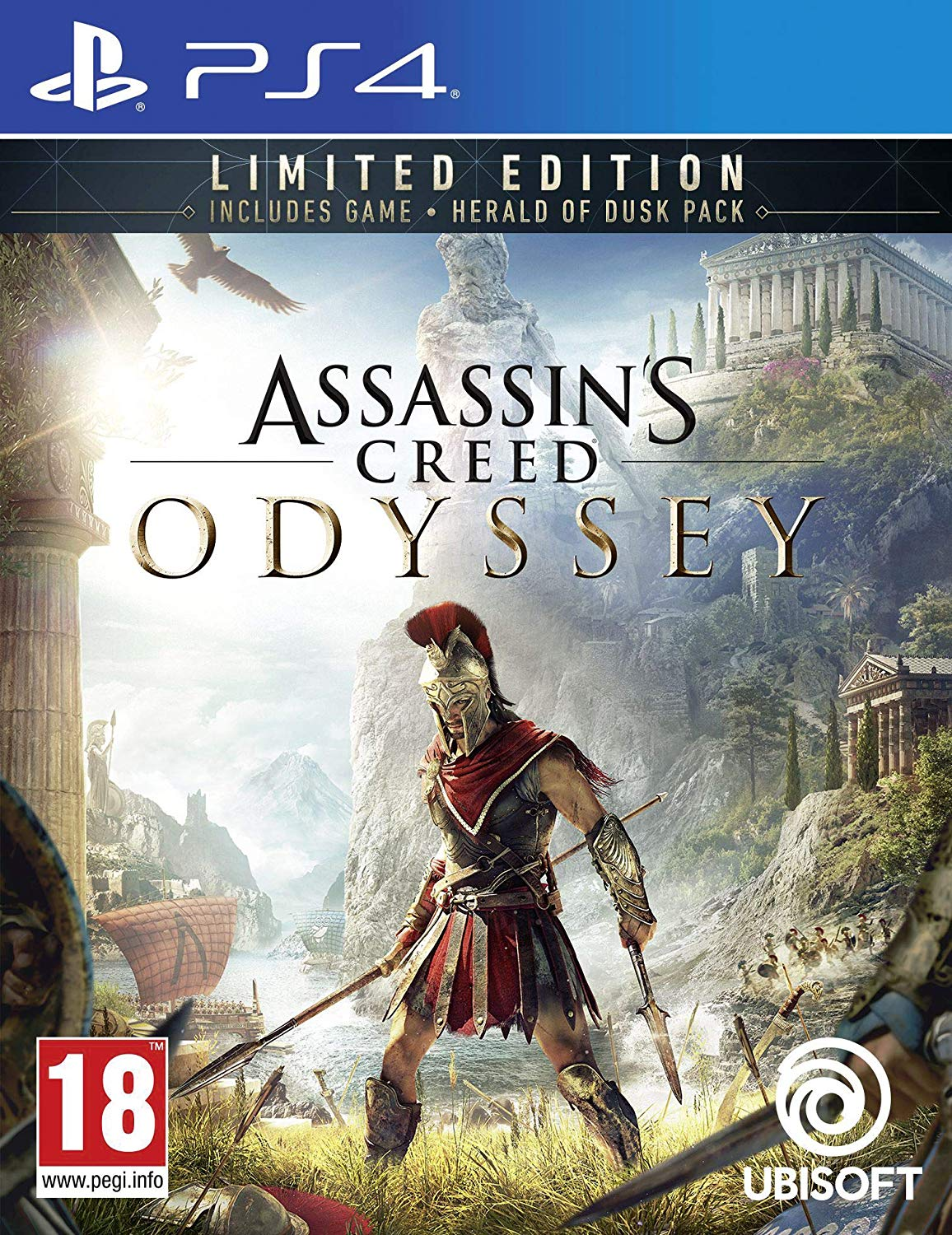 Assassin'S Creed Odyssey Edicion Exclusiva