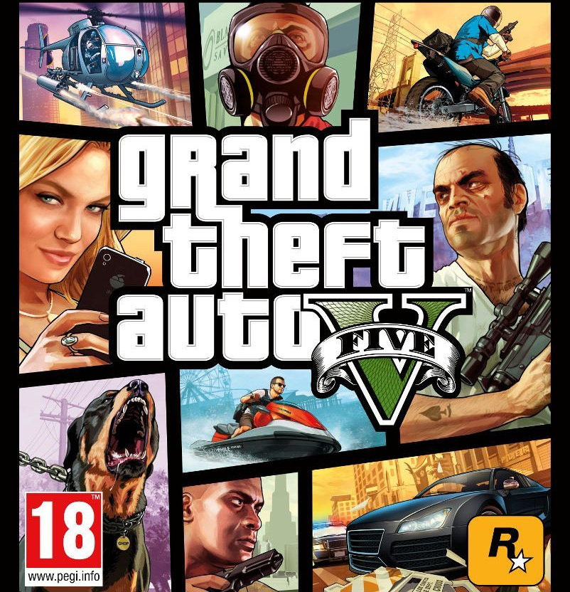 Grand Theft Auto V para PS4 solo 19,9€