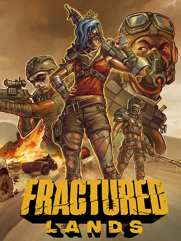 Fractured Lands para Steam GRATIS