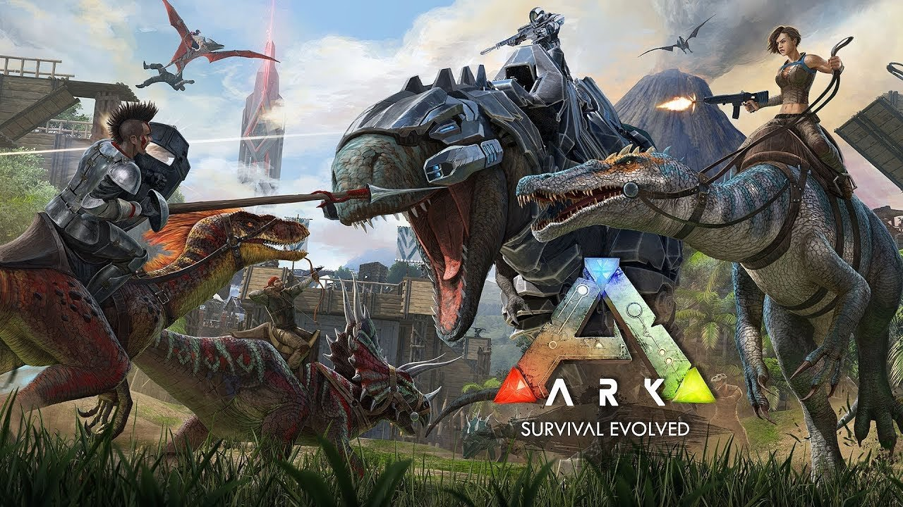 ARK: Survival Evolved GRATIS