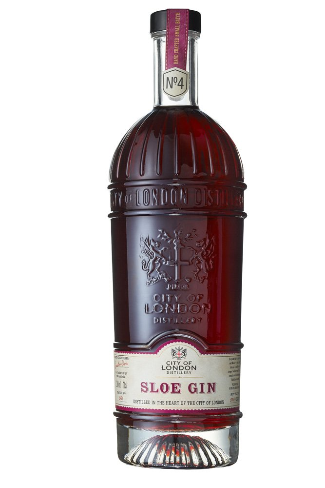 City of London Sloe Nº 4 – 700 ml