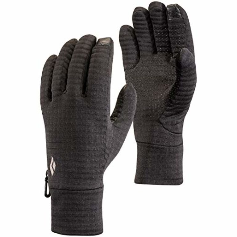 Black Diamond Lightweight Gridtech Guantes Unisex Adulto Talla - S