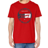 Camiseta Tommy Jeans TJM Circle Graphic solo 18,9€