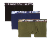3 bóxer G-STAR RAW solo 21,4€