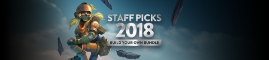 Staff Pick Bundle en Fanatical