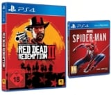 Red Dead Redemption 2  y Marvel's Spider-Man solo 79€