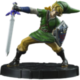 Estatua de Link – The Legend of Zelda: Skyword Sword