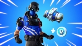 Pack exclusivo de Fortnite para PSN totalmente GRATIS