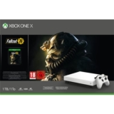 Xbox One X +Fallout +Crackdown 3 solo 289€