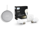 Pack Google Home Mini + Philips Hue Kit solo 69,9€