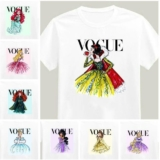 Camisetas princesas Disney Vogue solo 4,84€