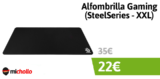 Alfombrilla Gaming XXL SteelSeries