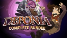 Deponia bundle completo para Steam solo 8,3€
