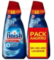 Finish Gel All in One 100 lavados solo 8,5€