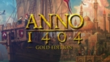 Anno 1404 – Gold Edition para PC solo 3,5€