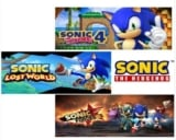 Sonic The Hedgehog Bundle desde 0,86€