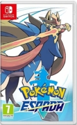 Pokemon Espada Nintendo Switch solo 39,9€