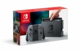 Nintendo Switch gris solo 268€