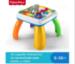 Fisher-Price Mesa multiaprendizaje  solo 30€