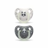Pack 2 Chupetes Day & Night para bebés Suavinex solo 7,5€