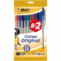Pack chollo 10 bolis BIC por 1€
