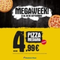 Megaweek en Domino's Pizza