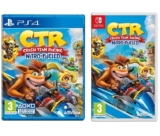 Crash Team Racing Nitro Fueled solo 25,9€
