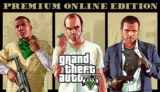 Grand Theft Auto V Premium Online Edition solo 7,5€
