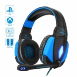 Auriculares gaming led solo 8,9€