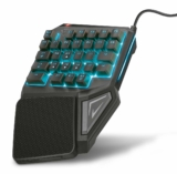 Teclado Trust Gaming GXT 888 solo 37,1€